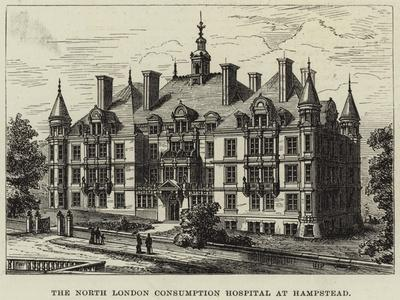 The North London Consumption Hospital at Hampstead