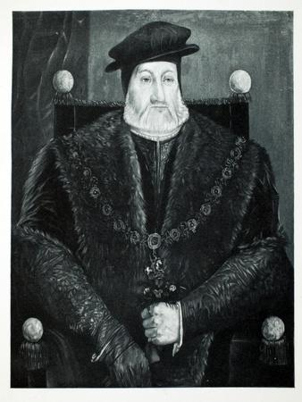 Charles Brandon, Duke of Suffolk, C.1544, Pub. 1902