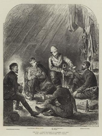 The War, a Quiet Half-Hour in Mehemet Ali's Tent
