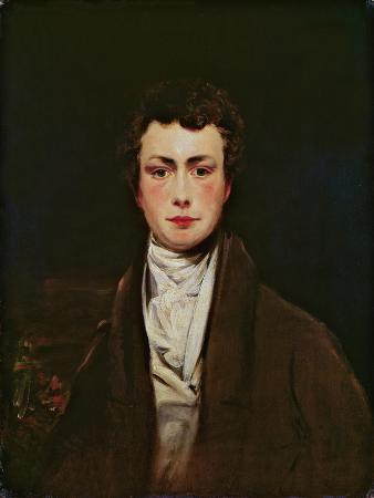 Portrait of Thomas Moore (1779-1852) C.1800-05