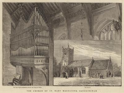 The Church of St Mary Magdalene, Sandringham