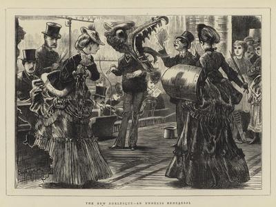 The New Burlesque, an Undress Rehearsal