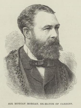 Sir Morgan Morgan, Ex-Mayor of Cardiff