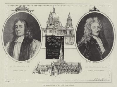 The Bicentenary of St Paul's Cathedral