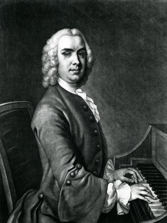 Portrait of John Stanley (1712-86)