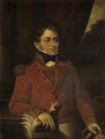 Portrait of Sir Robert Shafto Hawks