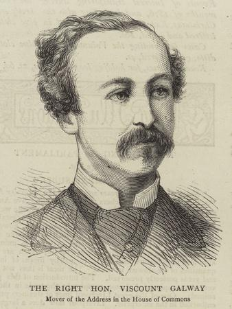 The Right Honourable Viscount Galway
