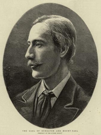 The Earl of Dunraven and Mount Earl