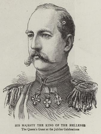 His Majesty the King of the Hellenes