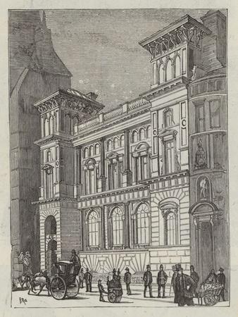 Branch Bank of England, Fleet Street
