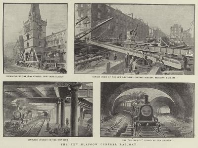 The New Glasgow Central Railway