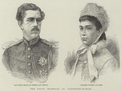 The Royal Marriage at Carlsruhe