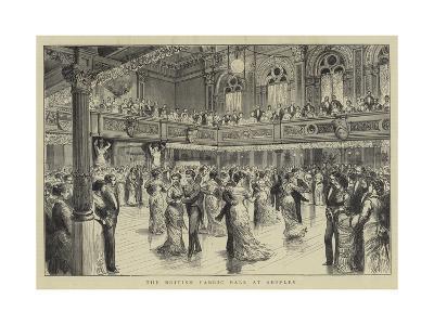 The British Fabric Ball at Shipley