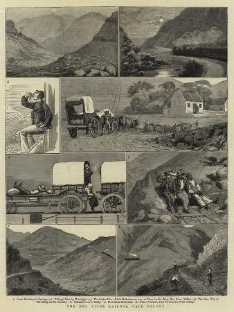 The Hex River Railway, Cape Colony