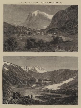 An Autumn Tour in Switzerland, VI
