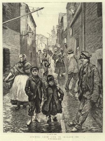 Studies from Life in Ireland, III