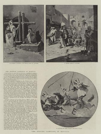 The Spanish Campaign in Morocco