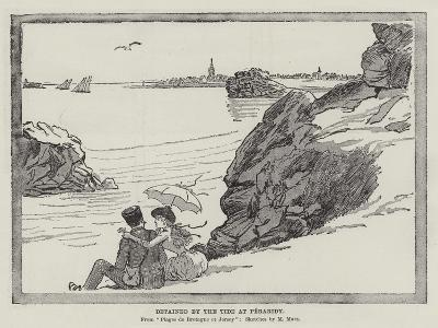 Detained by the Tide at Peraridy