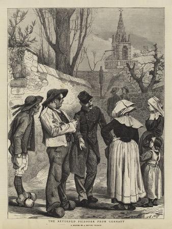 The Returned Prisoner from Germany