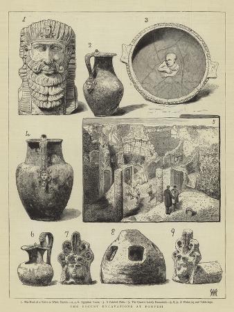The Recent Excavations at Pompeii