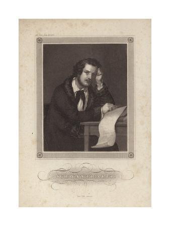 Ludwig Michael Von Schwanthaler