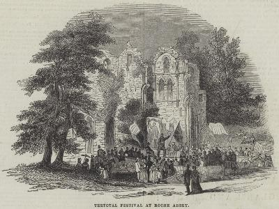 Teetotal Festival at Roche Abbey