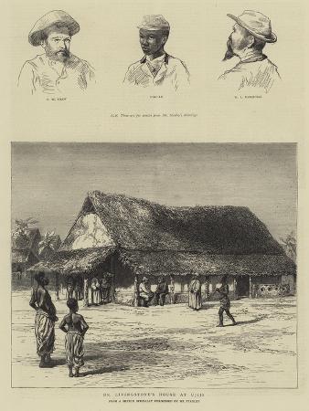 Dr Livingstone's House at Ujiji