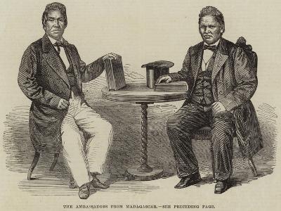 The Ambassadors from Madagascar