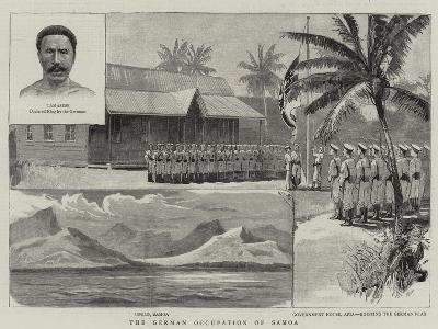 The German Occupation of Samoa