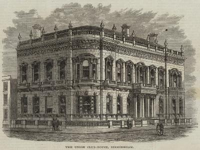 The Union Club-House, Birmingham