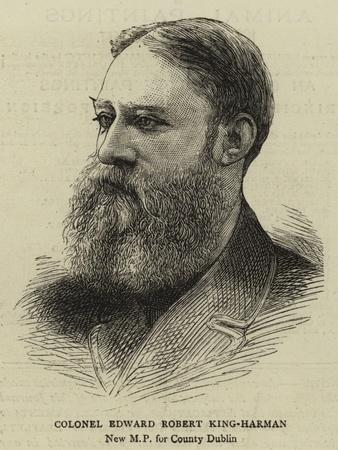 Colonel Edward Robert King-Harman