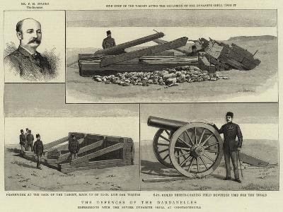 The Defences of the Dardanelles