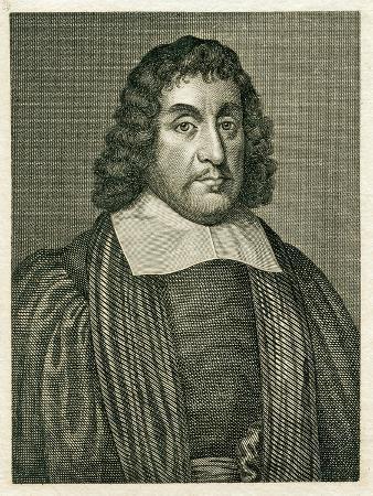 Portrait of Thomas Fuller, 1661