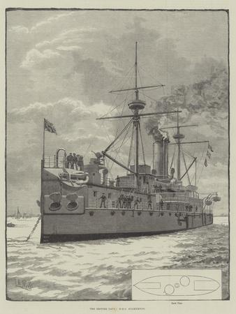 The British Navy, HMS Agamemnon