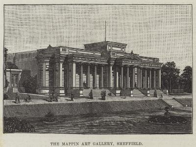 The Mappin Art Gallery, Sheffield