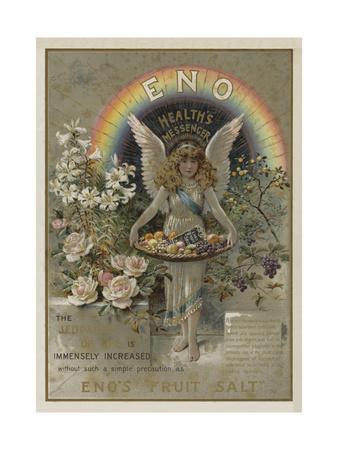 Advertisement, Eno's Fruit Salt