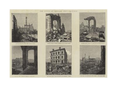 The Ruins of Chicago Photographed
