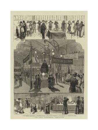 The Paris Electrical Exhibition