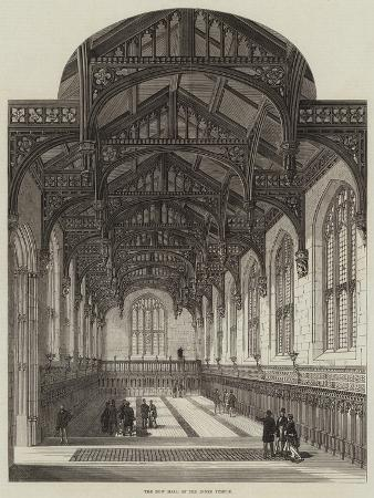 The New Hall of the Inner Temple