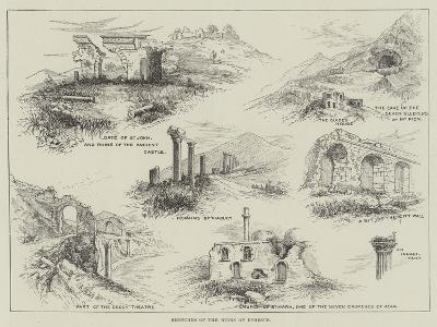 Sketches of the Ruins of Ephesus