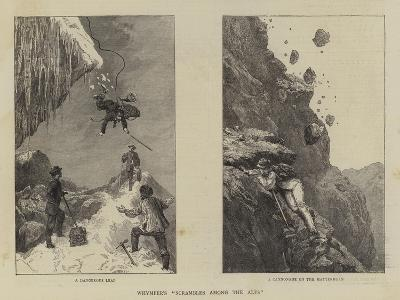 Whymper's Scrambles Among the Alps