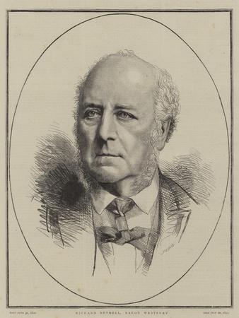 Richard Bethell, Baron Westbury