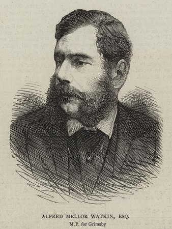 Alfred Mellor Watkin, Esquire