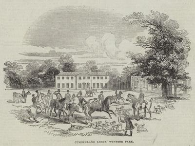 Cumberland Lodge, Windsor Park