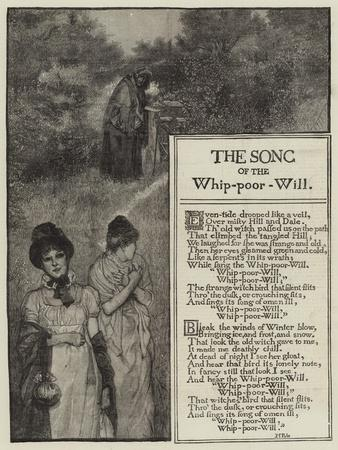 The Song of the Whip-Poor-Will