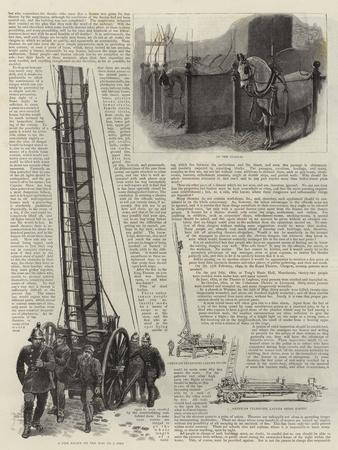 The Metropolitan Fire Brigade
