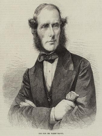 The Honourable Mr Baron Pigott