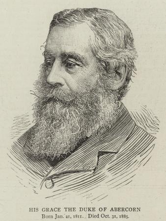 His Grace the Duke of Abercorn