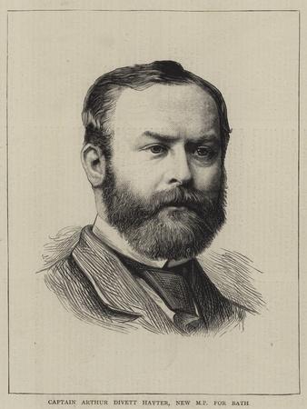 Captain Arthur Divett Hayter