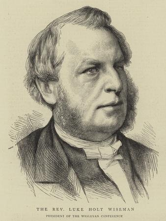 The Reverend Luke Holt Wiseman